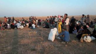Suriye'de geri dönen mülteciler için barındırma merkezi kuruldu