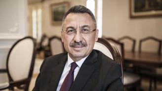 Cumhurbaşkanı Yardımcısı Oktay'dan İsrail'e yasa tepkisi