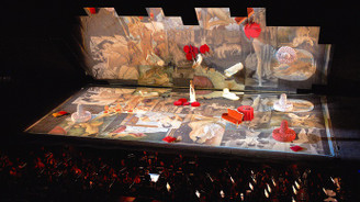 Verdi'nin 165 yaşındaki La Traviatası sahnede