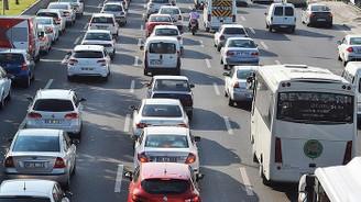 5 ayda 472 bin yeni araç trafiğe girdi