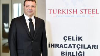 ÇİB Başkanı Aslan: AB önlemi, çelik ihracatımızı etkilemez