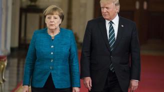 Merkel'den ABD'ye vergi eleştirisi: Refah için bir tehdit
