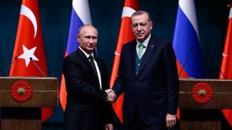 Putin en çok Erdoğan ile görüştü