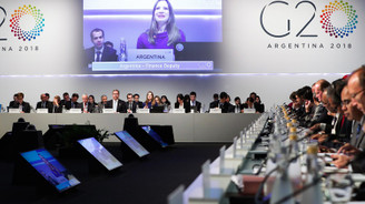 G20 Toplantısı Arjantin'de başladı
