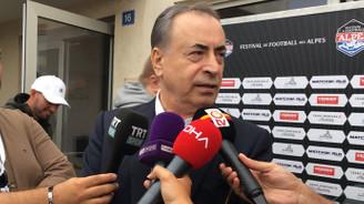 Cengiz: Bütün futbolcularımıza teklifler var