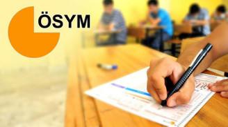 ÖSYM'nin yaptığı sınavlara 2 milyonun üzerinde aday katıldı