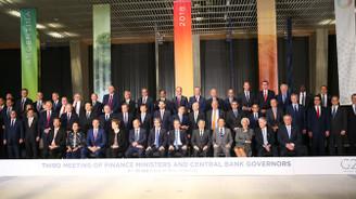 G20 sonuç bildirisi: Aşağı yönlü riskler yükseldi
