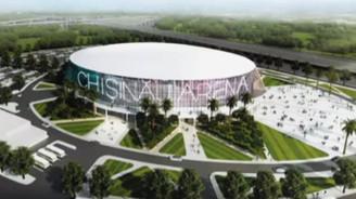 Summa, Moldova'daki en modern stadyumu yapacak