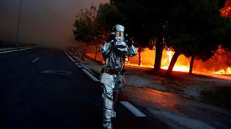 Atina'daki yangında ölenlerin sayısı 60'ı aştı