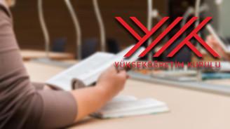 YÖK'ten 'Vakıf Yükseköğretim Kurumları 2018' Raporu