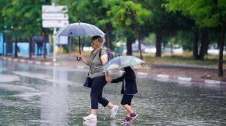 Batı Akdeniz için kuvvetli yağış uyarısı