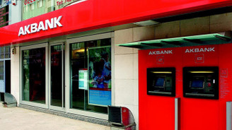 Akbank'tan 3,3 milyar TL net kâr