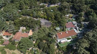 Oktar'ın villasındaki kaçak yapılar tespit edildi