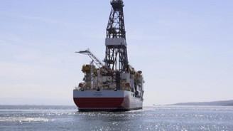 Akdeniz'de ilk sondaj kuyusu açılıyor