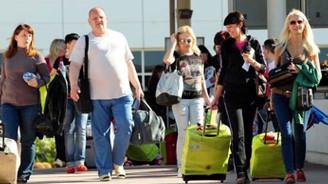 Türkiye'ye ilk 6 ayda en çok Ruslar geldi