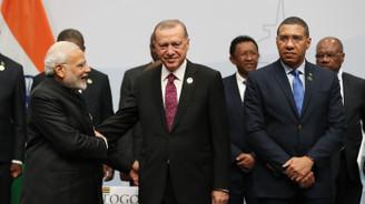 Erdoğan'dan kredi derecelendirme kuruluşu için BRICS'e çağrı
