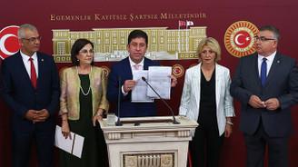 CHP'li Tüzün: 559 imza bize ulaştı