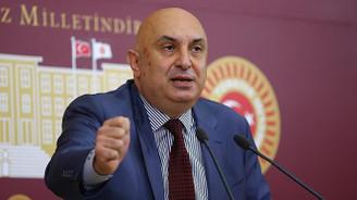 CHP'li Özkoç, Tüzün'e tepki gösterdi