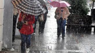 İstanbul'da yağış bugün de sürecek