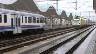 Kocaeli'de tren seferleri yeniden başladı
