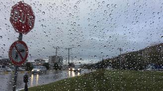 Yağışlar bugün de devam edecek