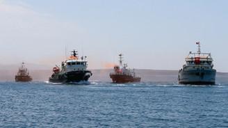 Cezayir'de el konulan 3 gemi 9 yıl sonra yeniden Türkiye'de