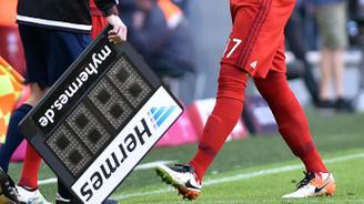 Avrupa kupalarında 4. oyuncu değişikliği hakkı