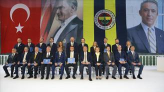 Fenerbahçe Futbol AŞ Yönetim Kurulu'nda üye değişikliği
