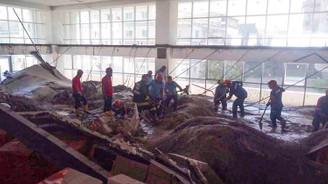 İnşaatta kaza: 3 işçi öldü, 1 yaralı