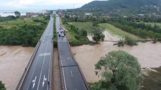 Erdoğan: Yıkılan köprü 3-4 ay içinde yeniden yapılacak