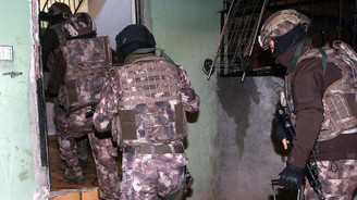 İstanbul'da PKK'ya yönelik operasyon: 9 gözaltı