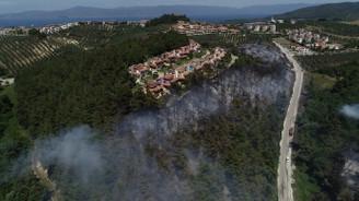 Bursa'daki yangın kontrol altına alındı