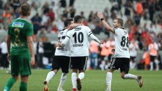 Beşiktaş'tan lige 3 puanlı başlangıç