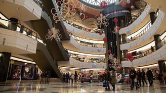 Dövizi kıymetlenen turist alışveriş merkezlerine koştu