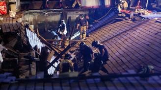 İspanya'da ahşap kaldırım çöktü: 316 yaralı
