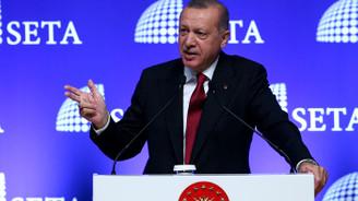 Erdoğan: ABD'nin elektronik ürünlerine boykot uygulayacağız