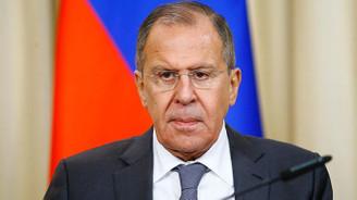 Lavrov: ABD'nin yaptırımları gayrimeşru ve illegal