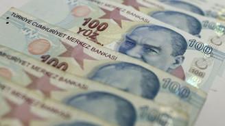 Hazine 1 milyar 854 milyon lira borçlandı
