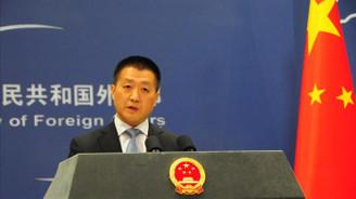 Çin'den ABD'nin savunma bütçesine tepki
