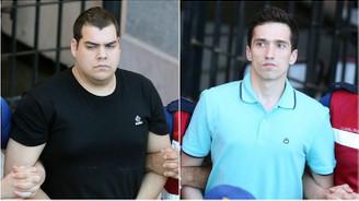Tutuklu Yunan askerlerine tahliye kararı