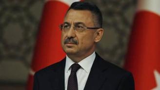 Cumhurbaşkanı Yardımcısı Oktay: Mütekabiliyet ilkesi uygulandı
