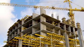 Yapı izni verilen daire sayısında yarı yarıya düşüş