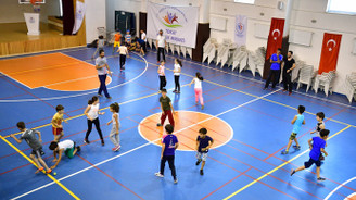 Sporun en yetenekli çocukları Karadeniz'den çıktı