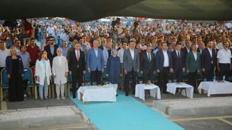 Doğu Anadolu'nun en büyük mesire alanı Elazığ'da açıldı