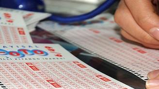 Sayısal Loto'da 6 bilen 1 kişi 2.6 milyon lira kazandı