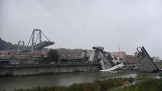 İtalya'daki köprü faciasında ölü sayısı arttı