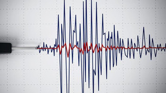 Kahramanmaraş'ta 4.8 şiddetinde deprem