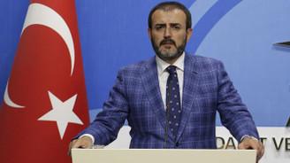 Ünal: Türkiye ABD'ye gerekli cevabı verecek