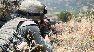 Ağrı Dağı'nda bir PKK'lı terörist yakalandı