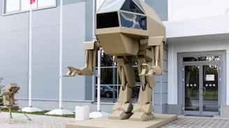 Rusya, dev savaş robotunu tanıttı